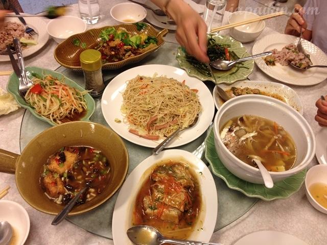 ร้านอาหารเจฉางโซ่ว-11