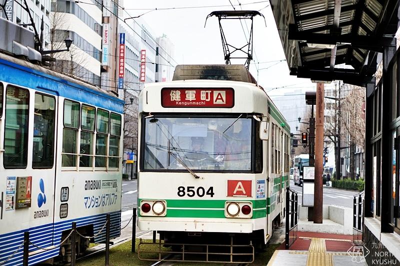Kumamoto Castle bus stop – [10] Kumamoto Castle/ City Hall
