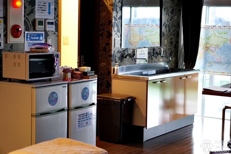 Guesthouse Tiga-ที่พัก-Kumamoto (2)