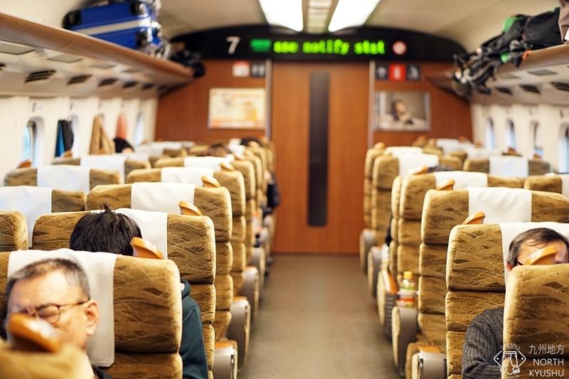 Shinkansen sakura 547
