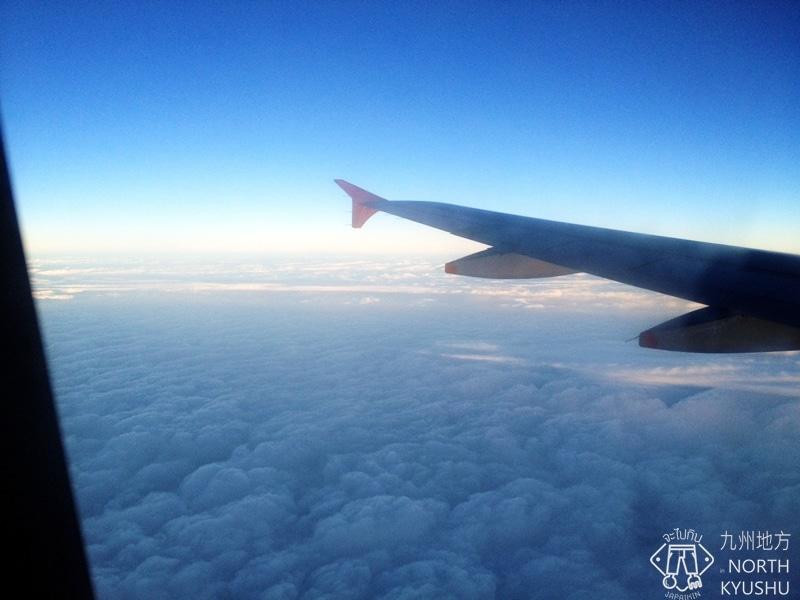 น่านฟ้าประเทศญี่ปุ่น