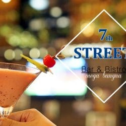 7th street bar & bistro mega bangna