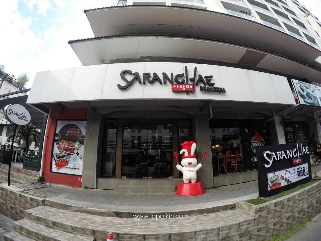 บรรยากาศร้าน Saranghae สุขุมวิท 39
