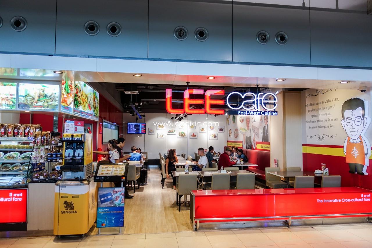 LEE Cafe สาขาสนามบินสุวรรณภูมิ