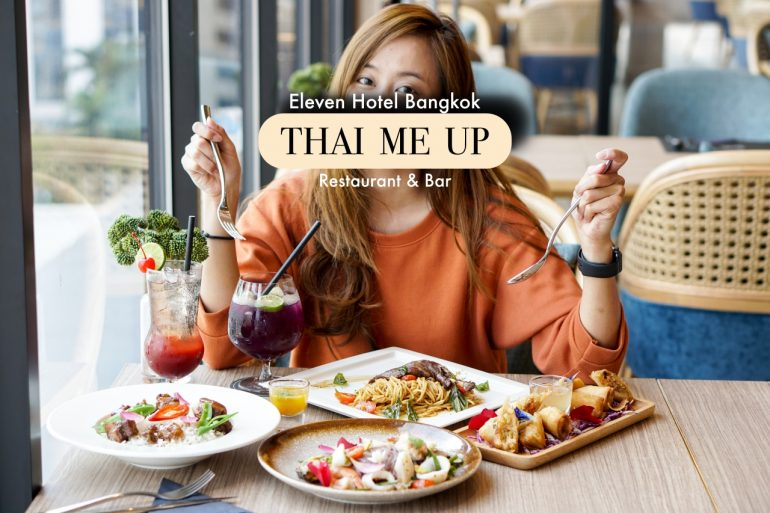 Thai Me Up Restaurant Bar Sukhumvit 11